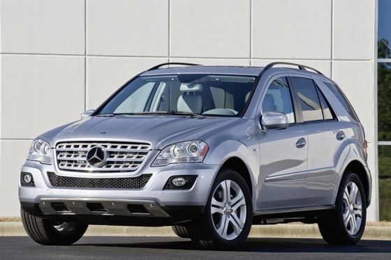Mercedes Recalls Late-Model Diesels