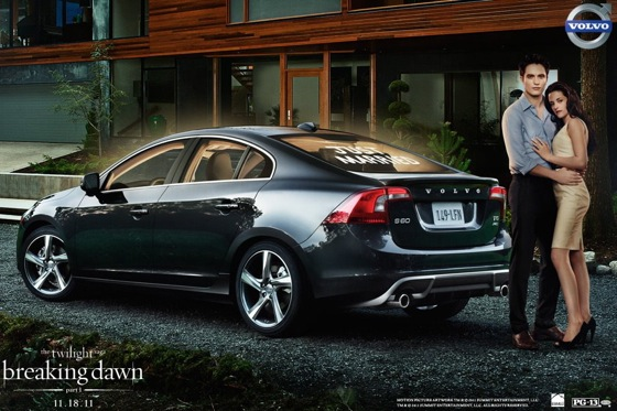 Volvo Launches Twilight-Themed Promotions featured image large thumb0