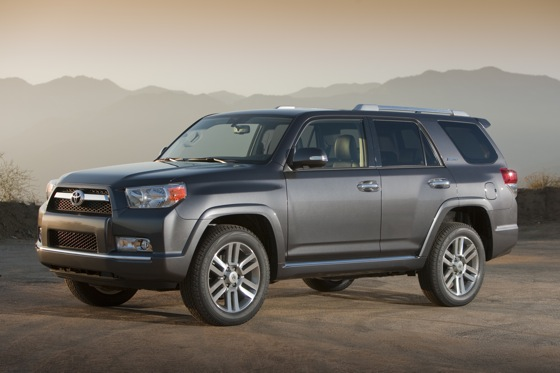 2012 Toyota 4Runner Gets Audio & Connectivity Updates featured image large thumb0