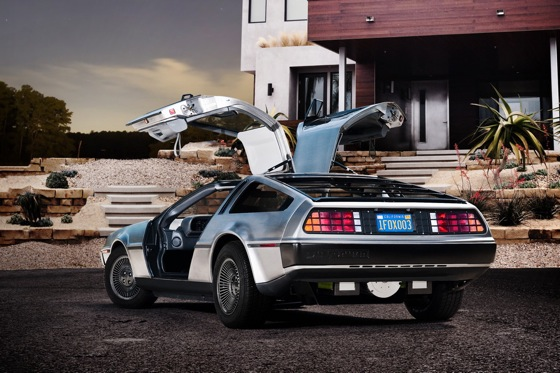 Truly Back to the Future: DeLorean Preps to Revive the Legendary DMC-12 as an Electric Car featured image large thumb0