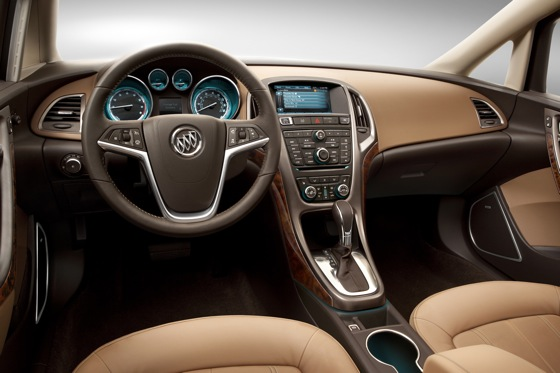 Buick Adding Standard Pandora Integration for 2012 featured image large thumb0