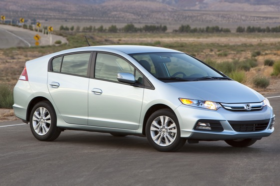 Honda Announces Pricing for Updated 2012 Insight