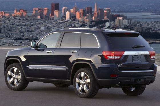 Jeep to Offer Grand Cherokee Diesel