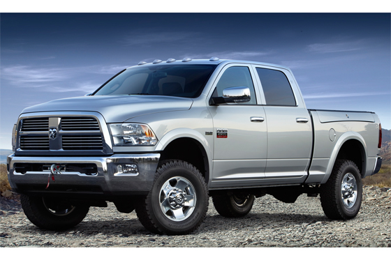 Ram Expands Lineup of Off-Road Focused Power Wagon featured image large thumb0