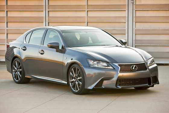 Lexus to Debut All-New GS 350 F Sport at SEMA featured image large thumb0