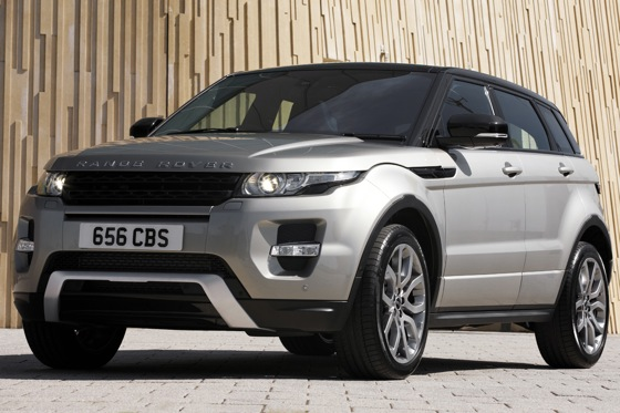 Evoque Crowned Motor Trend SUV of the Year