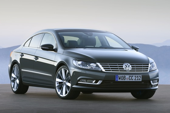 Volkswagen Tweaks CC for 2013 featured image large thumb0