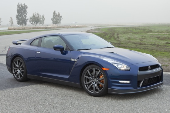 Nissan Updates GT-R for 2012