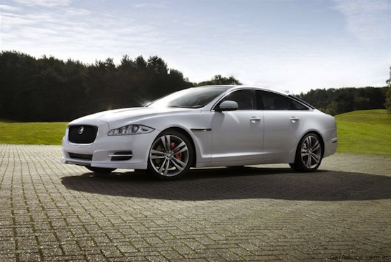 Jaguar Adds Performance Packages to XJ