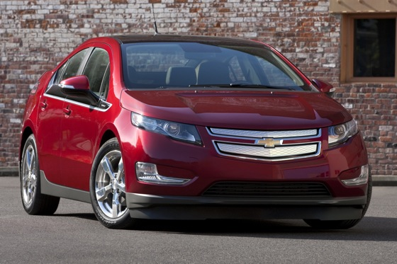 GM to Give Loaners to Volt Owners Worried About Fires