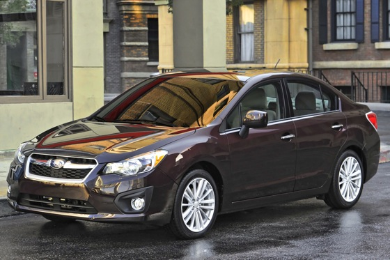 Subaru Issues Recall, Stop-Sale on 2012 Models featured image large thumb0