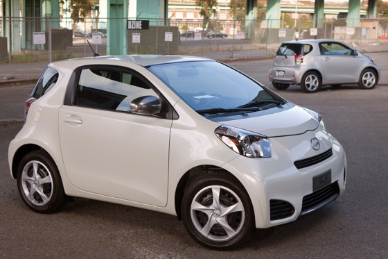 Scion's Tiny iQ is Officially On Sale
