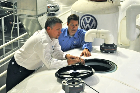 Volkswagen Builds Passat in Green Chattanooga Plant featured image large thumb0