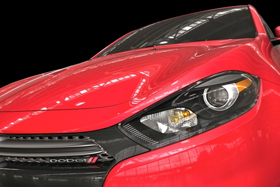 Dodge Dart to Debut in Detroit featured image large thumb0