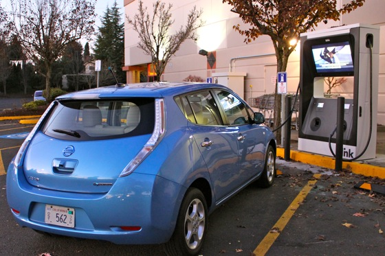 Electric Car Fast Charging Yields Promising Results featured image large thumb0