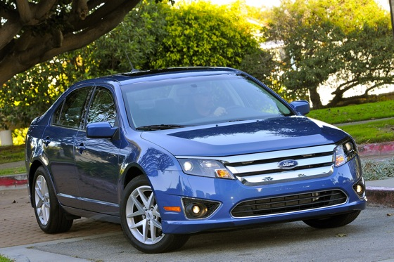 Ford Recalling Fusion, Milan Sedans featured image large thumb0