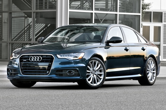 Audi Recalls A6 Over Defective Airbags