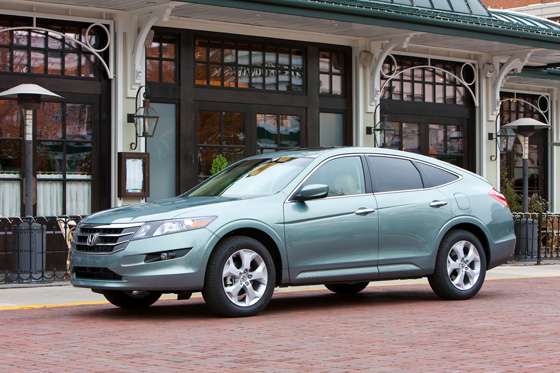 Honda Adds Fuel-Efficient 4-Cylinder to Crosstour