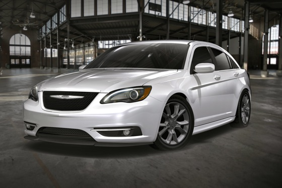 Detroit Preview: Mopar Packages for Chrysler and Dodge featured image large thumb0