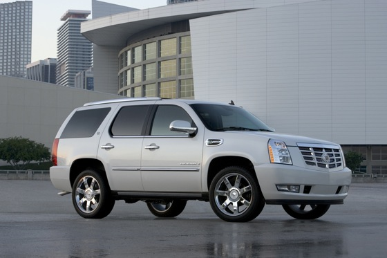 Cadillac Fortifies Escalade, Most-Stolen Vehicle featured image large thumb0