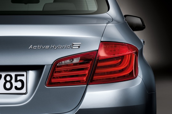 BMW Prices New ActiveHybrid 5