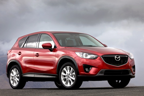EPA Rates Mazda CX-5 Most Efficient SUV on Sale featured image large thumb0