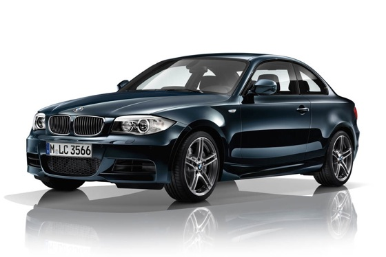 BMW Adding Special Edition 1 Series Models for 2012