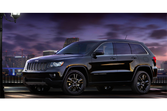 Jeep Introduces Grand Cherokee Concept in Houston