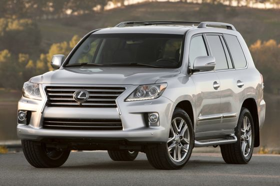 Lexus Prices Updated 2013 LX 570 featured image large thumb0