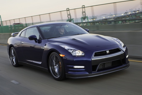 Nissan Offers More for More in 2013 GT-R