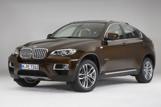 BMW Updates X3, X6 for 2013