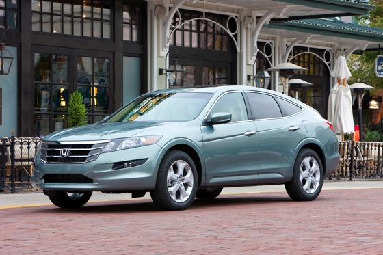 Honda Adds Fuel-Efficient 4-Cylinder to 2012 Crosstour
