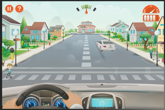 Buick's New Smartphone Games Help Save Fuel