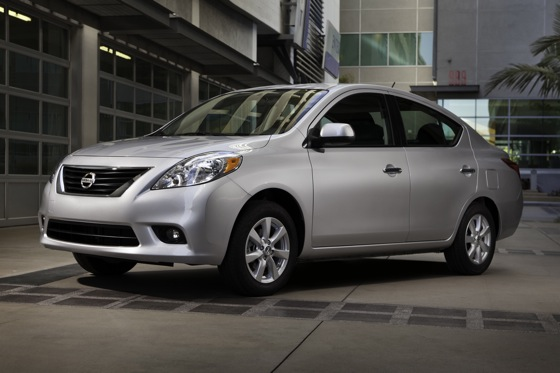 Nissan Recalling 37,000 Versa Models featured image large thumb0