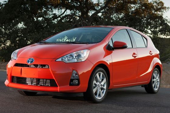 Toyota Prices Subcompact Prius c Hybrid featured image large thumb0