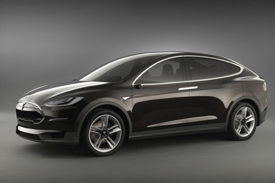 Tesla Unveils Model X Crossover featured image large thumb0