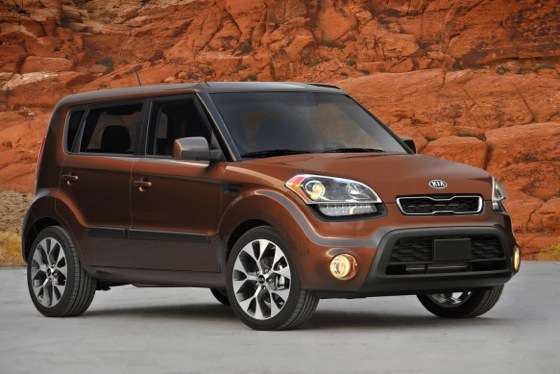 Kia Soul Red Rocks Goes from Concept to Production
