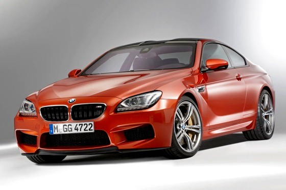More Power from Next-Gen BMW M6 Coupe & Convertible featured image large thumb0