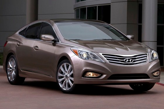 Hyundai Prices Azera and Genesis Coupe