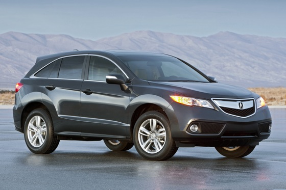 Acura Prices New V6-Powered 2013 RDX