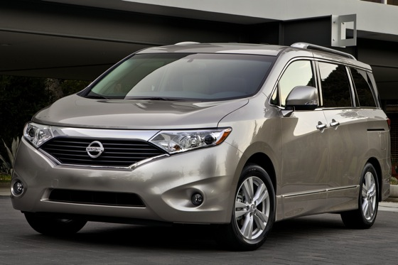 Nissan Drops Price on Quest Minivan
