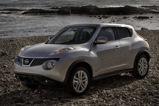 Nissan Recalls Juke and Infiniti QX and M Models
