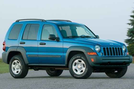 Jeep Recalling 210,000 SUVs for Suspension Issue