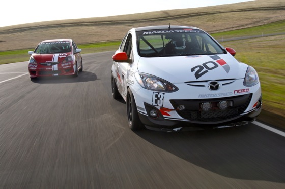 Mazda Makes Racing Affordable featured image large thumb0