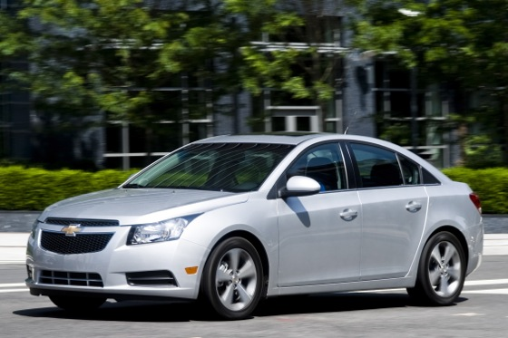2013 Chevy Cruze Diesel Coming Very Soon