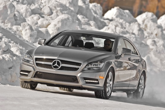 Mercedes Expands All-Wheel Drive Availability featured image large thumb0