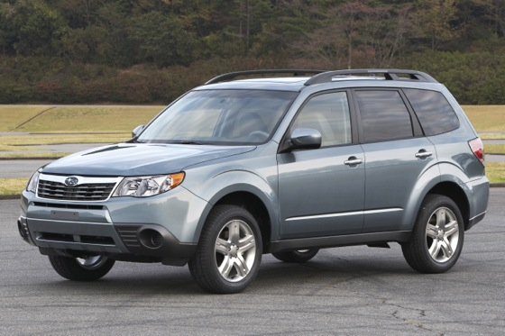 Subaru Recalling 275,000 Foresters featured image large thumb0