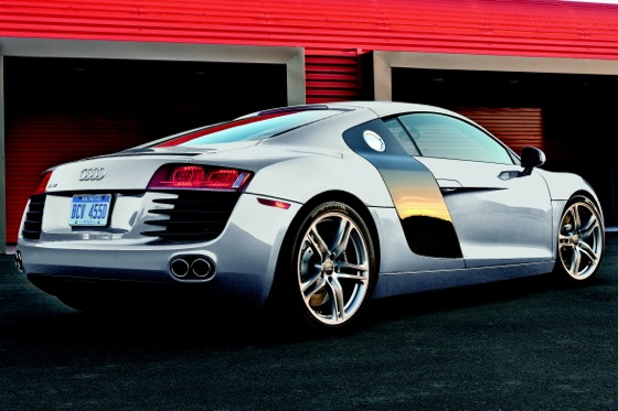 Audi's '#WantAnR8' Twitter Contest Returns