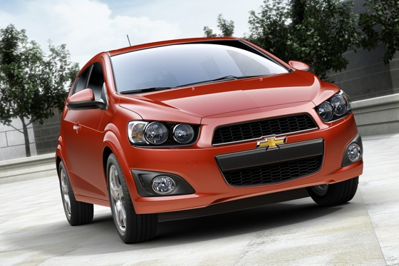 Chevrolet Adds 6-Speed Auto Option to Sonic Turbo