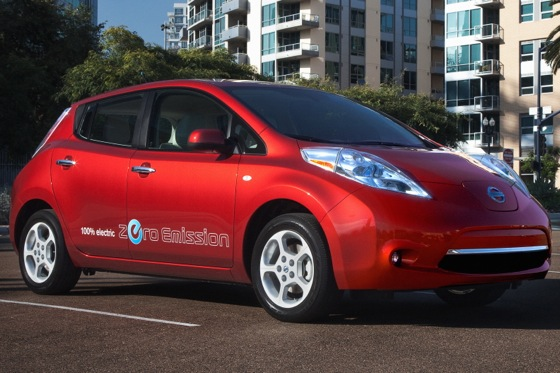 Nissan Updates Leaf for 2013 featured image large thumb0